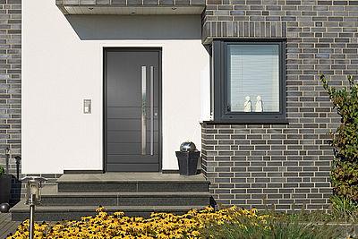 """Haustüren holz modern  EGE: Haustüren aus Holz """"modern"""""""