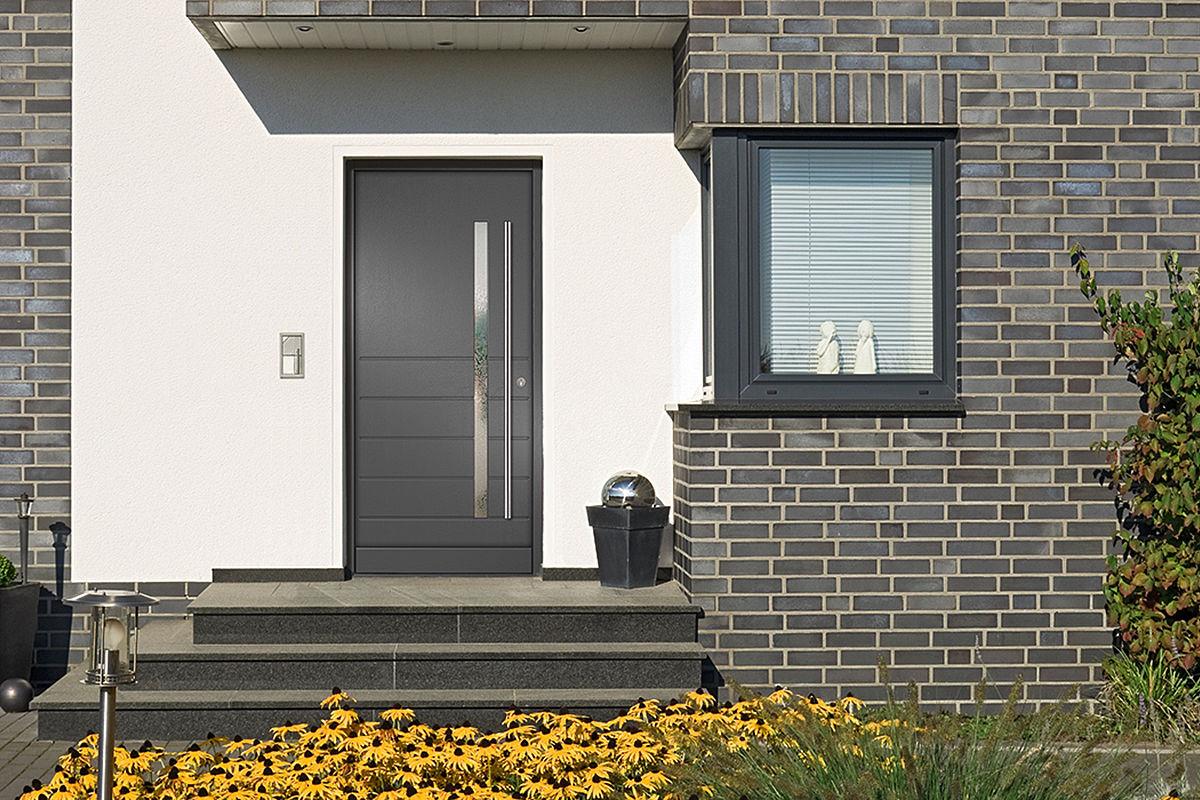ege haust ren aus holz modern. Black Bedroom Furniture Sets. Home Design Ideas