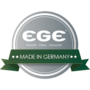 EGE Made in Germany Button